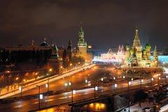 Kremlin Arkivfoton
