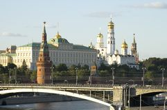 Kremlin Stock Photography