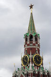 Kremlin. The tower of Kremlin, Moscow, Russia, where mr. president Putin works Stock Photography