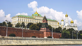 Kremlin Royalty Free Stock Photo