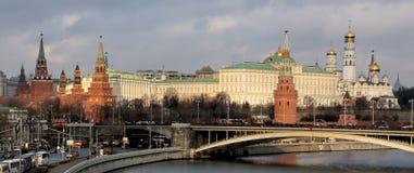 kremlin Royaltyfri Foto