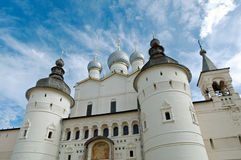 Kremlin of ancient town Royalty Free Stock Images