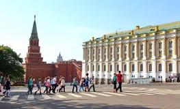 Kremlin Armory Stock Photo