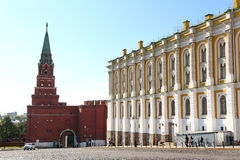 Kremlin Armory Stock Images
