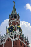 Kremlin on blue sky Royalty Free Stock Image