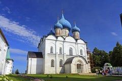Kremlin, cathédrale de Noël Photographie stock