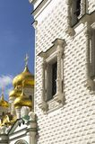 Kremlin Cathedral of the Annunciation Moscow. 2012 june Moscow Kremlin Cathedral of the Annunciation Royalty Free Stock Photography