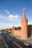 kremlin ściana Zdjęcia Royalty Free