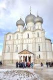 Kremlin of city Rostov Stock Image