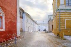 Kremlin of city Rostov Royalty Free Stock Photo