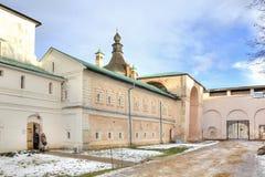 Kremlin of city Rostov Stock Photos