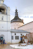 Kremlin of city Rostov Stock Photo