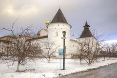 Kremlin of city Rostov Royalty Free Stock Photography