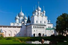 The Kremlin in the city of Rostov Veliky Stock Images