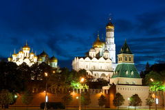 Kremlin close up Stock Photography