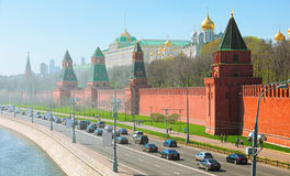 Kremlin complex. Russia, Moscow Stock Photography