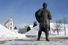 Kremlin dans Dmitrov, ville antique dans la région de Moscou Photo stock