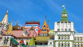 Kremlin dans Izmailovo photos libres de droits