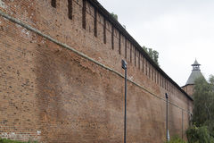 Kremlin dans Nijni-Novgorod, Fédération de Russie photos stock