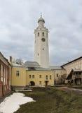 Kremlin de Chasozvonya Novgorod Fotos de Stock Royalty Free