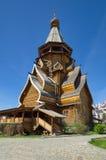 Kremlin de Izmailovo, Moscou, Rússia fotos de stock royalty free