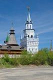 Kremlin de Izmailovo, Moscou, Rússia Fotos de Stock