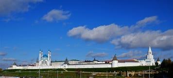 Kremlin de Kazan, Kazan Rusia Foto de Stock Royalty Free