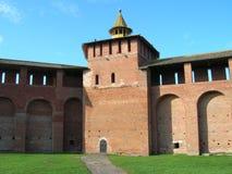 Kremlin de Kolomna Fotos de archivo libres de regalías