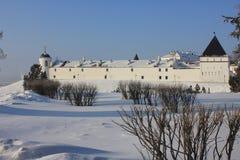 Kremlin de Tobolsk, Tobolsk, Sibéria, Rússia foto de stock royalty free