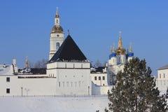 Kremlin de Tobolsk, Tobolsk, Sibéria, Rússia fotos de stock