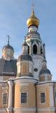 Kremlin de Vologda imagens de stock royalty free