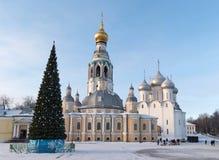 Kremlin de Vologda foto de stock royalty free
