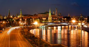 Kremlin di Mosca. Immagini Stock Libere da Diritti