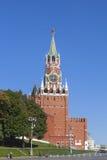Kremlin e quadrado vermelho em Moscou Fotos de Stock Royalty Free