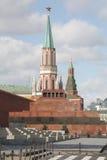 Kremlin em Moscovo Imagens de Stock Royalty Free