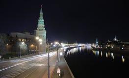 Kremlin em Moscovo Fotografia de Stock