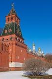 Kremlin em Moscovo (Rússia) foto de stock royalty free