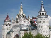 Kremlin en Izmaylovo, Moscú Fotos de archivo libres de regalías