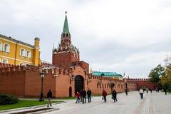 Kremlin en Moscú Rusia Fotos de archivo