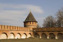 Kremlin en Tula Imagen de archivo