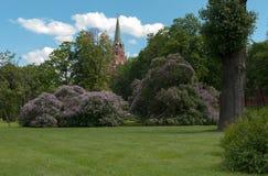Kremlin garden Royalty Free Stock Photography