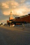 Kremlin, grand dos rouge. images libres de droits