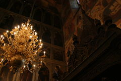 Kremlin interno Fotografia Stock