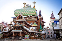 Kremlin in Izmailovo Stock Images
