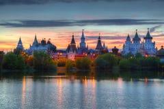 Kremlin Izmailovo Zdjęcia Stock