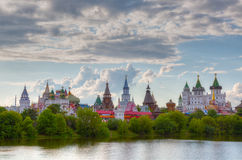 Kremlin Izmailovo Fotografia Stock