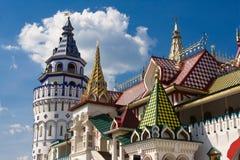 Kremlin in Izmailovo Royalty Free Stock Photo