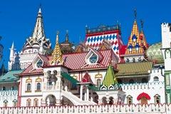 Kremlin in Izmailovo Royalty Free Stock Photos
