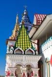 Kremlin in Izmailovo Stock Image