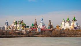 The Kremlin in Izmailovo Stock Photo